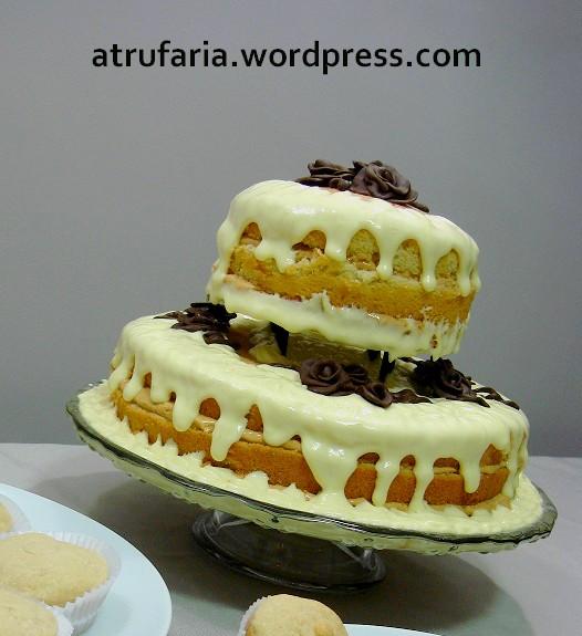 Naked Cake Thais