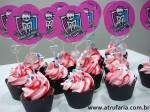 Mini Cupcake Rosado